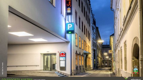 Star Inn Hotel Linz ***