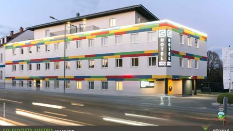 sHome Hotel Graz